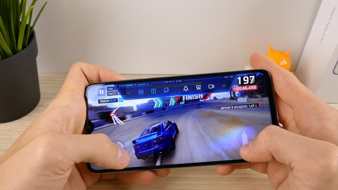 Redmi Note 8 pro игры