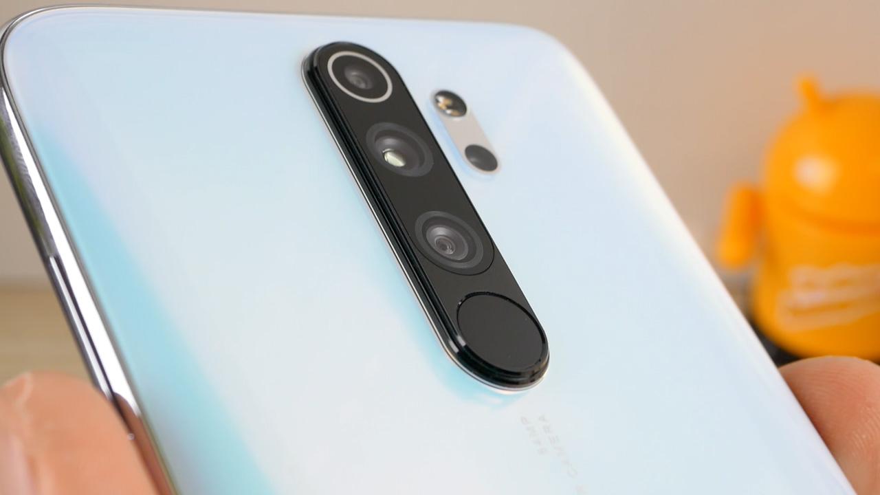 Redmi Note 8 pro - камера
