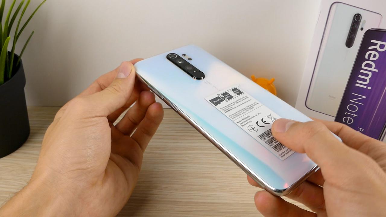 Redmi Note 8 pro корпус