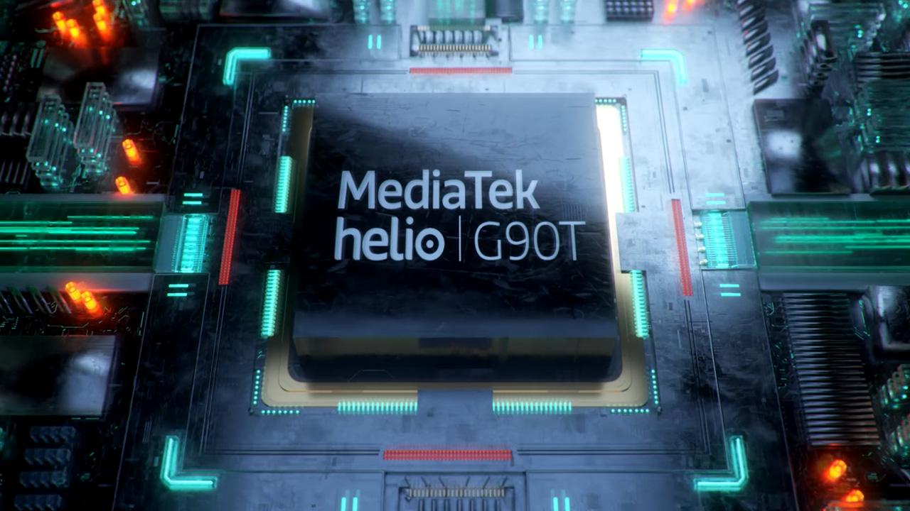 Redmi Note 8 pro процессор