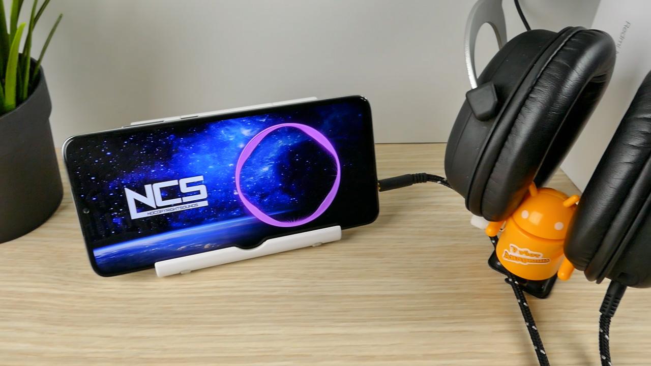 Redmi Note 8 pro звук