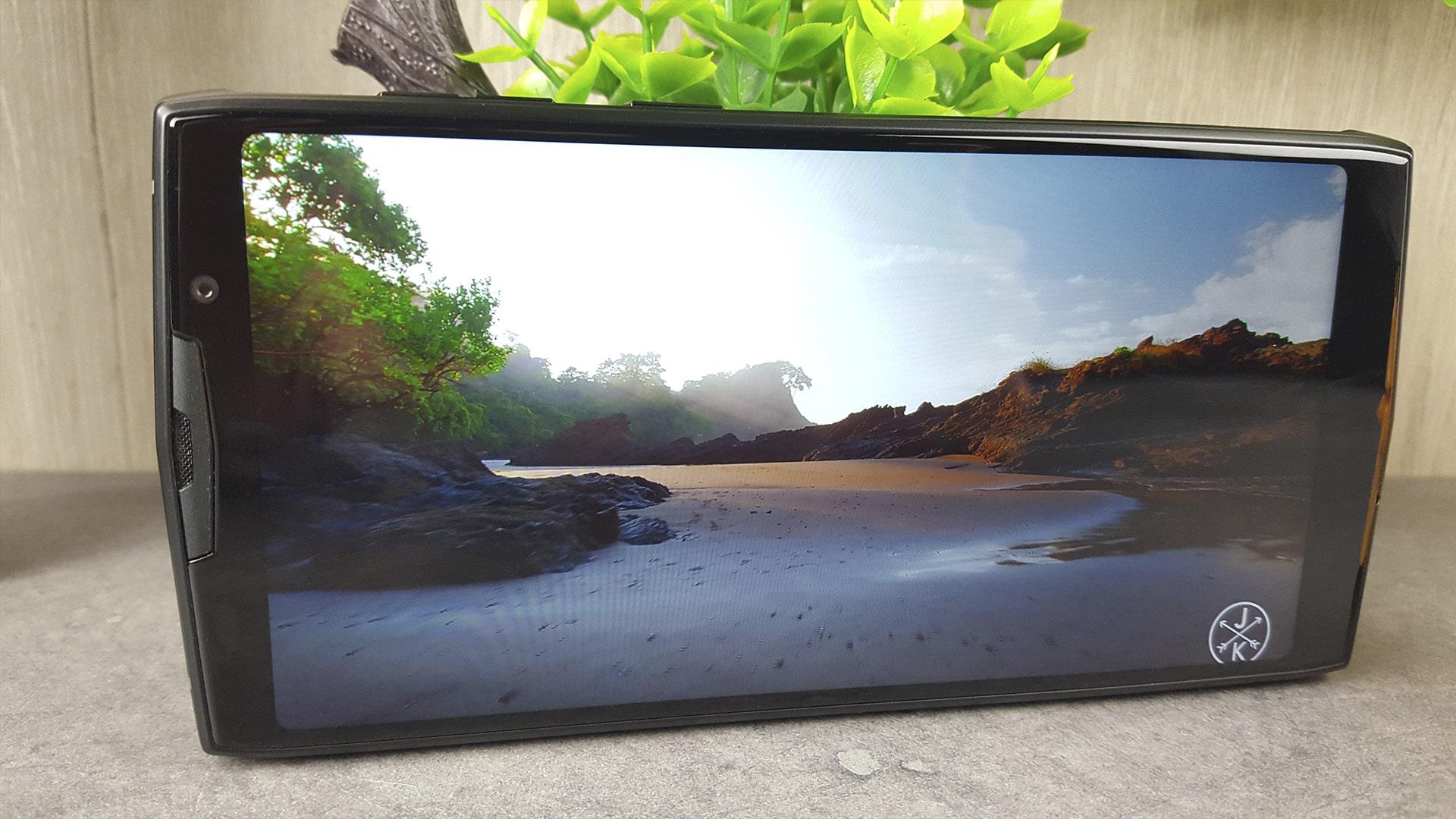 Doogee N100 экран