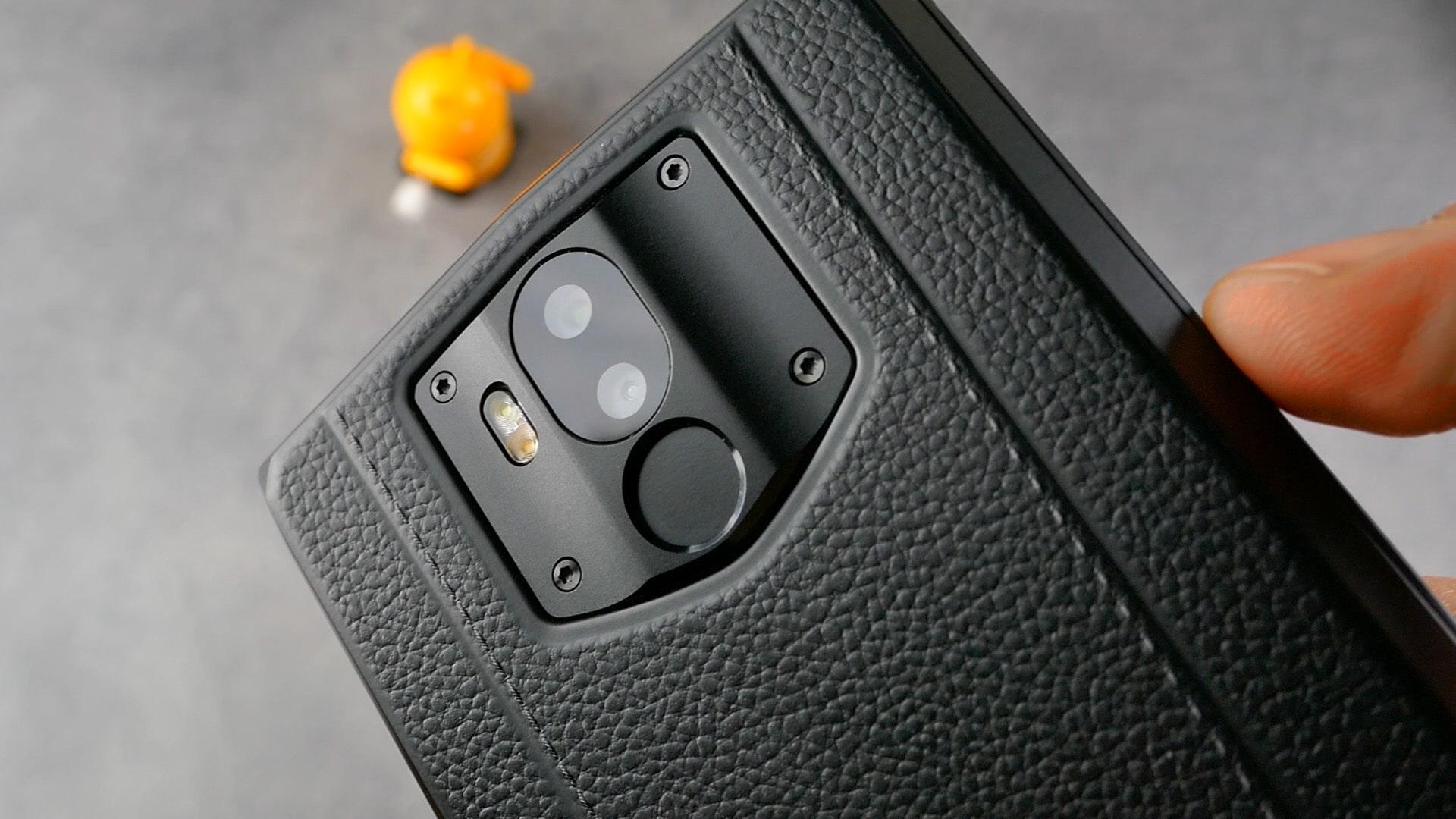 Doogee N100 камера