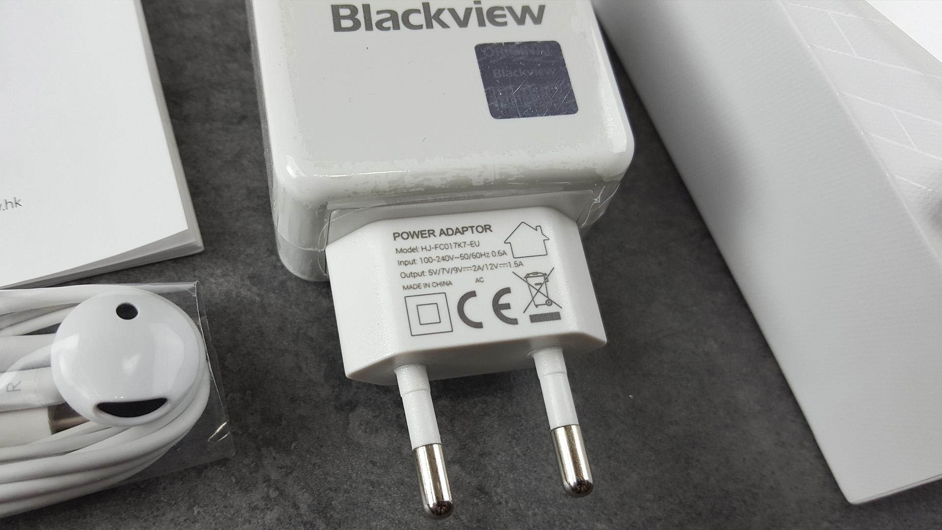 Обзор Blackview BV9600 быстрая зарядка