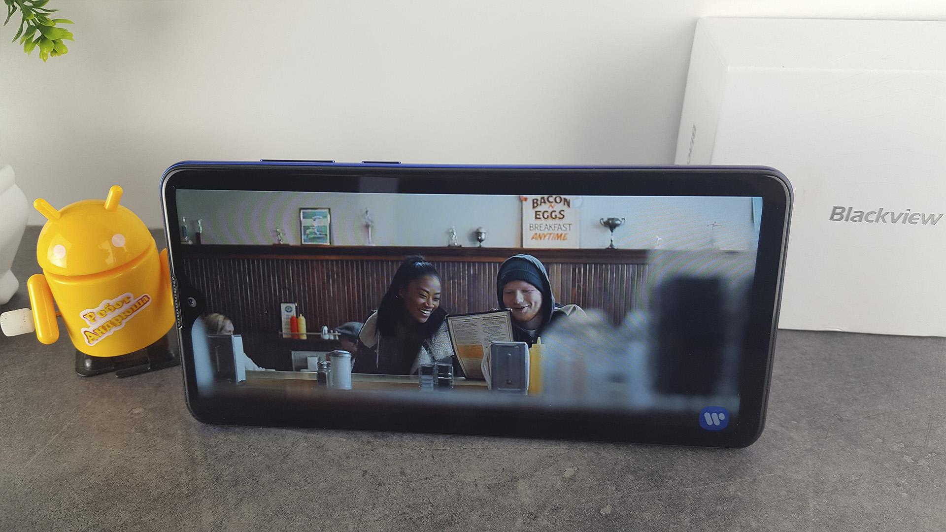 Обзор blackview A80 Pro - звук