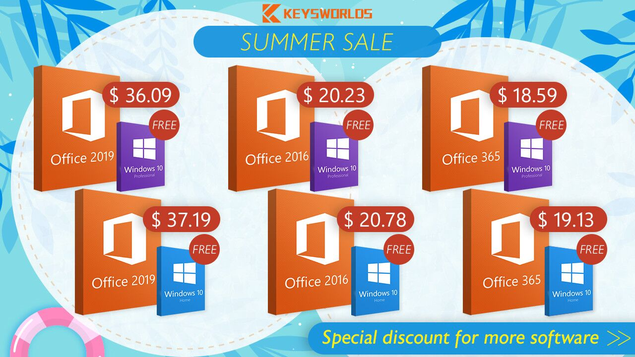 Summer Sale USD buy one get one