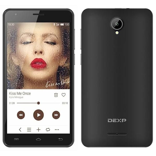Dexp Ixion ES355 - обновление и прошивка