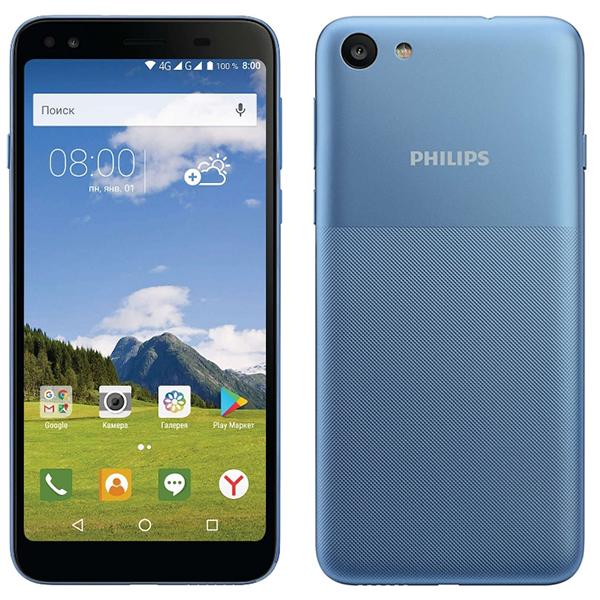 Philips S395 - обновление и прошивка