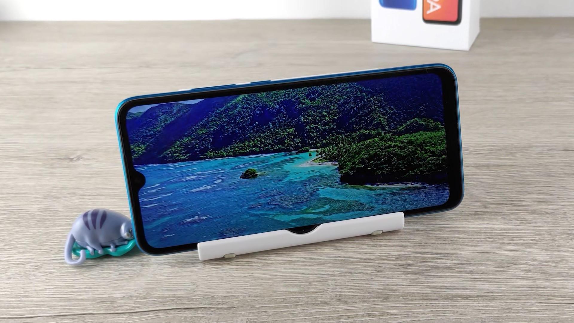 Большой Экран и дисплей Xioami Redmi 9A