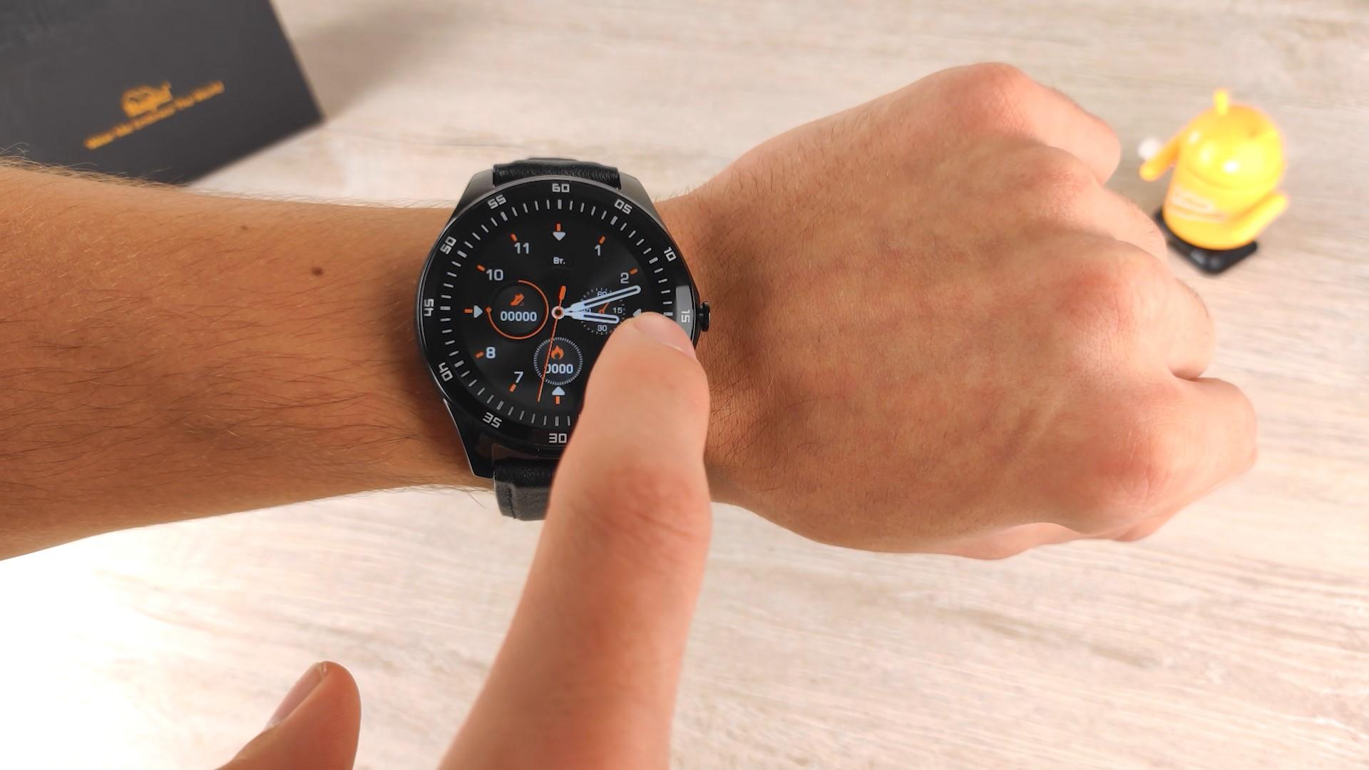 Смарт часы Rogbid GT