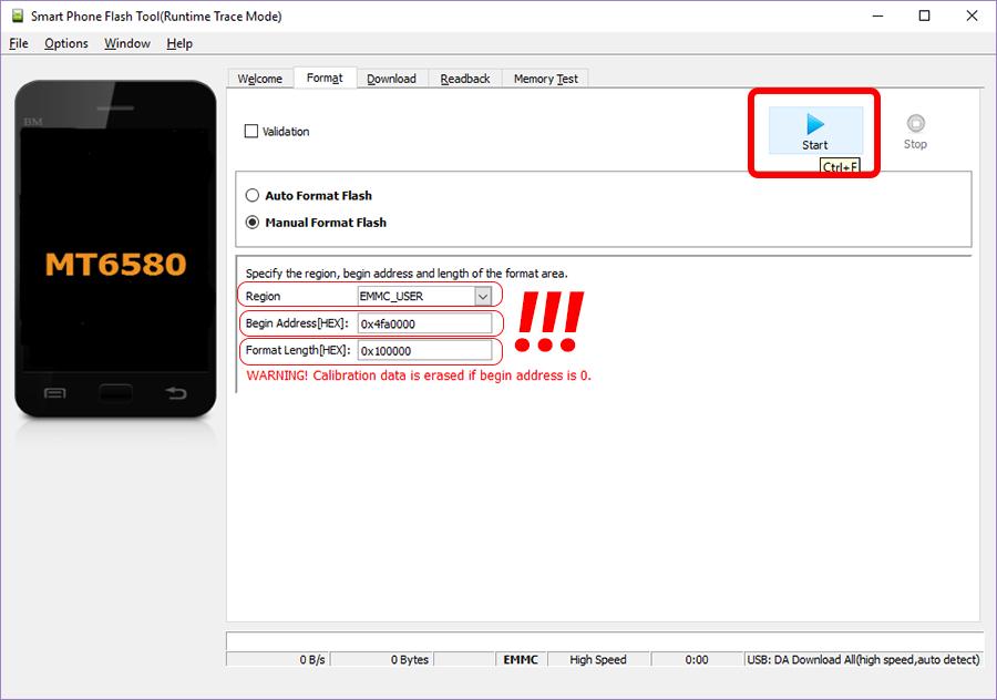 Разблокировка аккаунта Google FRP Homtom S99