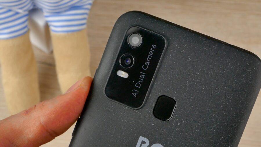 BQ Magic L камеры