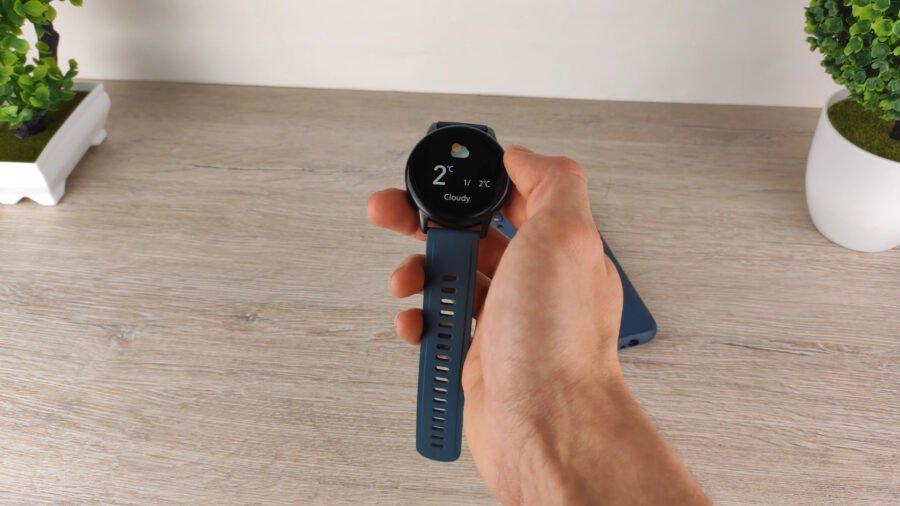 Rogbid GT 2 смарт часы экран