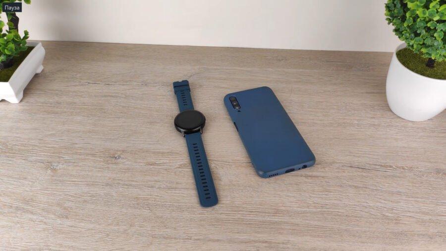 Rogbid GT 2 смарт часы с телефоном