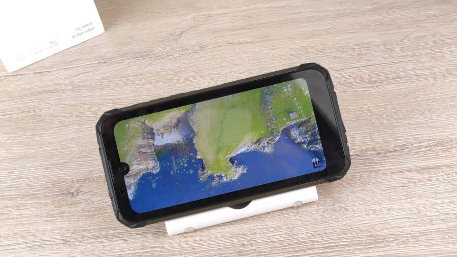Doogee S59 Pro HD+ экран