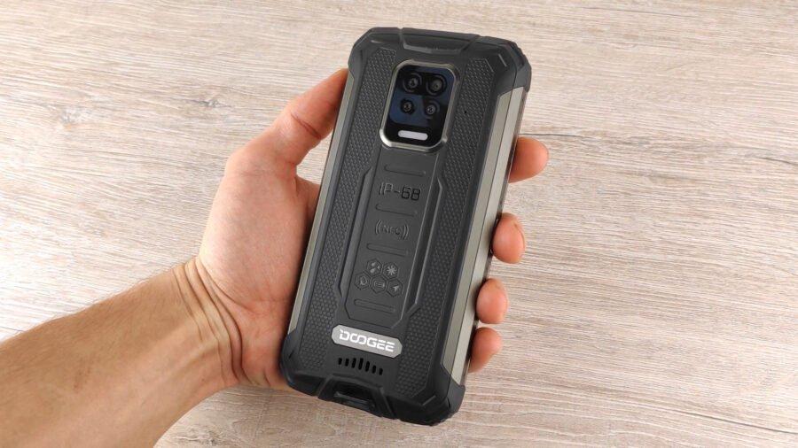 Doogee S59 Pro защищенность rugged phone