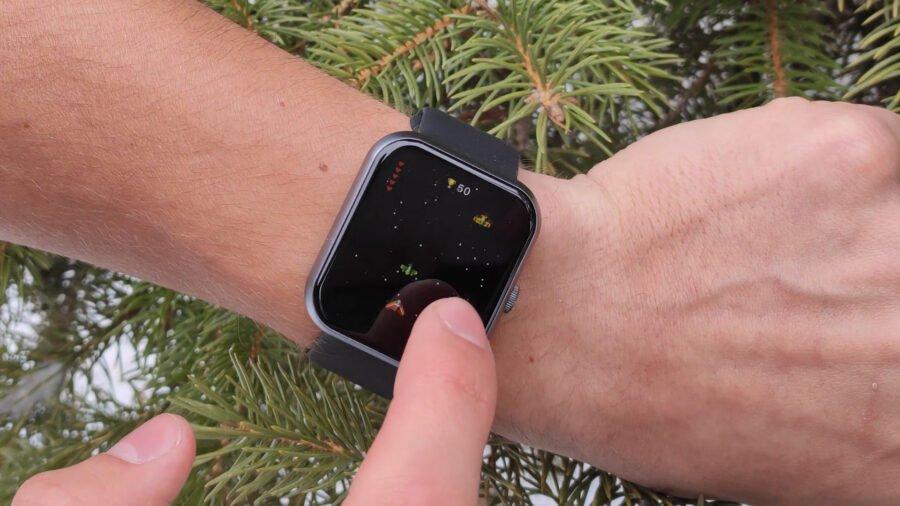 IdeaPro i8 смарт часы игра игровой режим