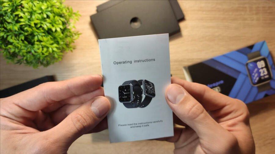 IdeaPro i8 смарт часы инструкция
