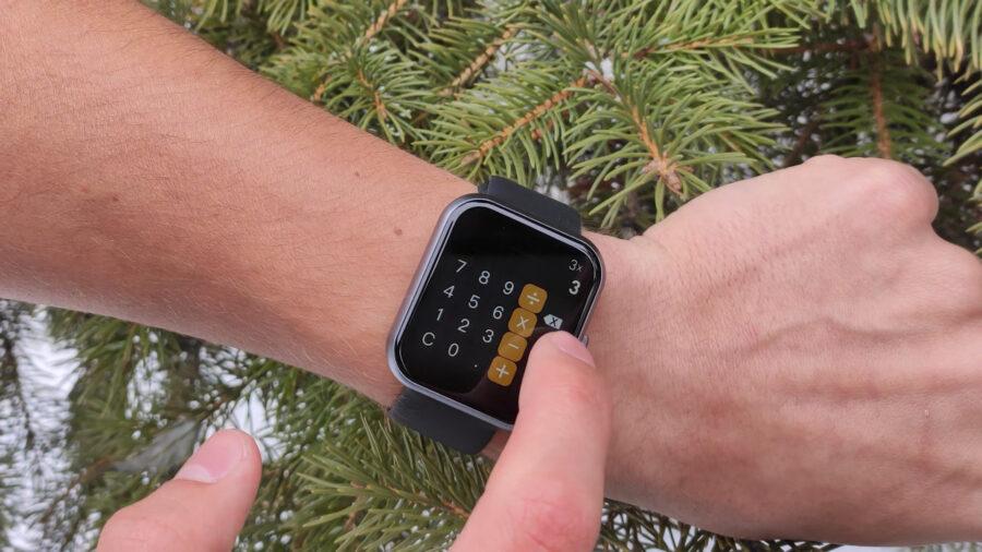 IdeaPro i8 смарт часы калькулятор
