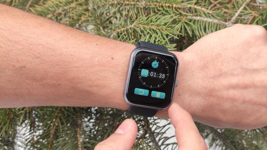 IdeaPro i8 смарт часы секундомер