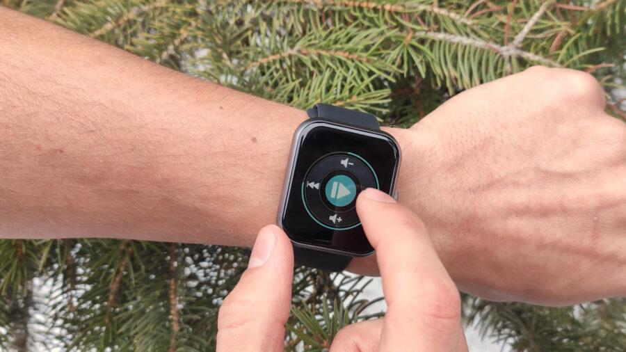 IdeaPro i8 смарт часы управление музыкой плеер