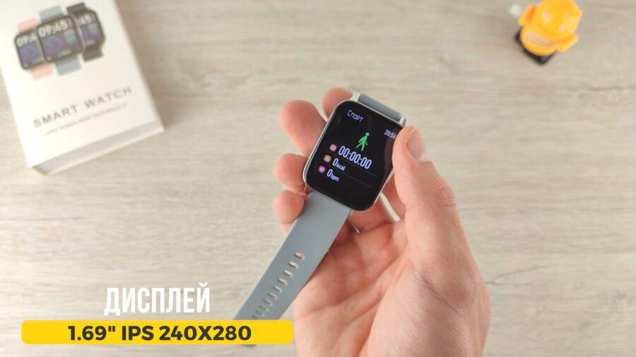 Rogbid Rowatch 2 смарт часы дисплей ips