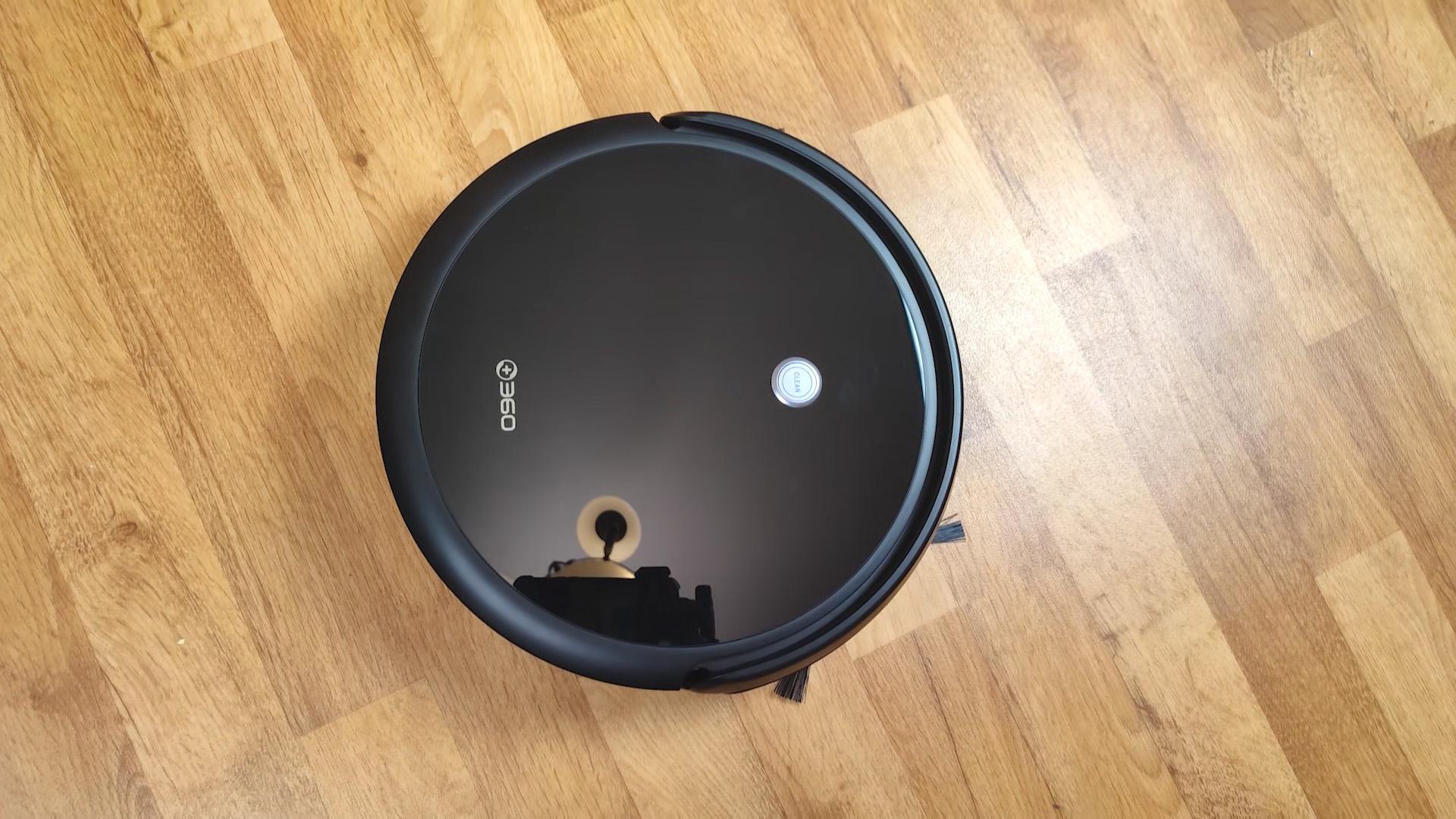 Обзор Робота-Пылесоса 360 C50-1 компактный