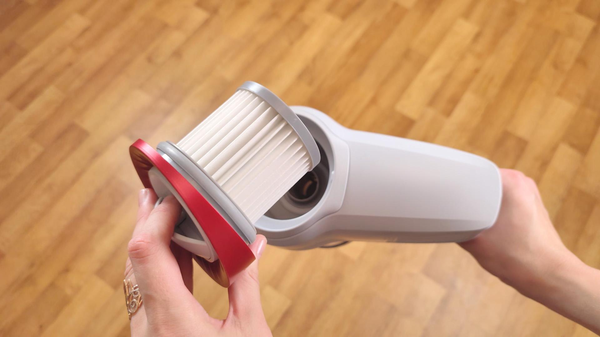 Обзор беспроводного пылесоса Jimmy JV51 - hepa фильтр где купить