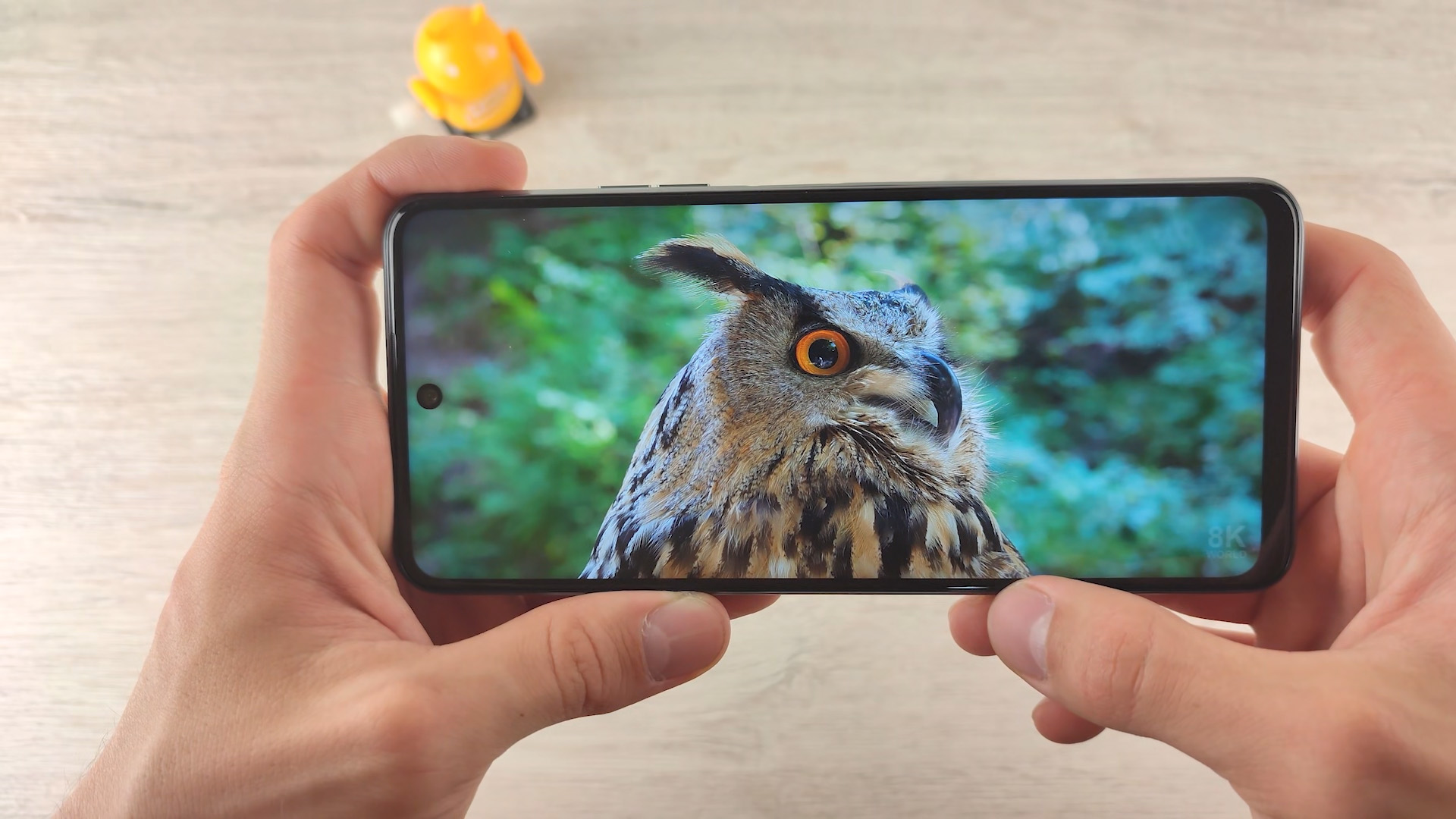 Обзор смартфона Tecno Camon 17P экран