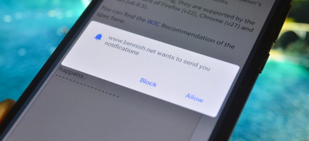 Как убрать всплывающие уведомления в Google Chrome на Android