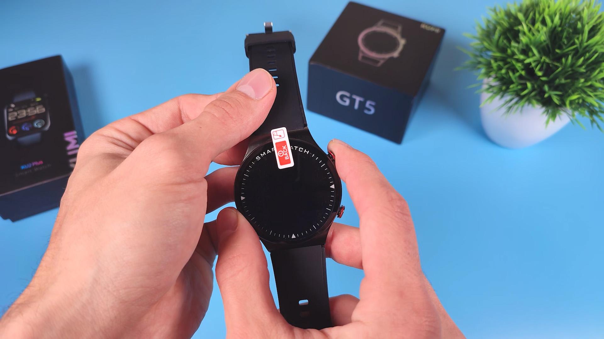 KUMI GT5 кнопки