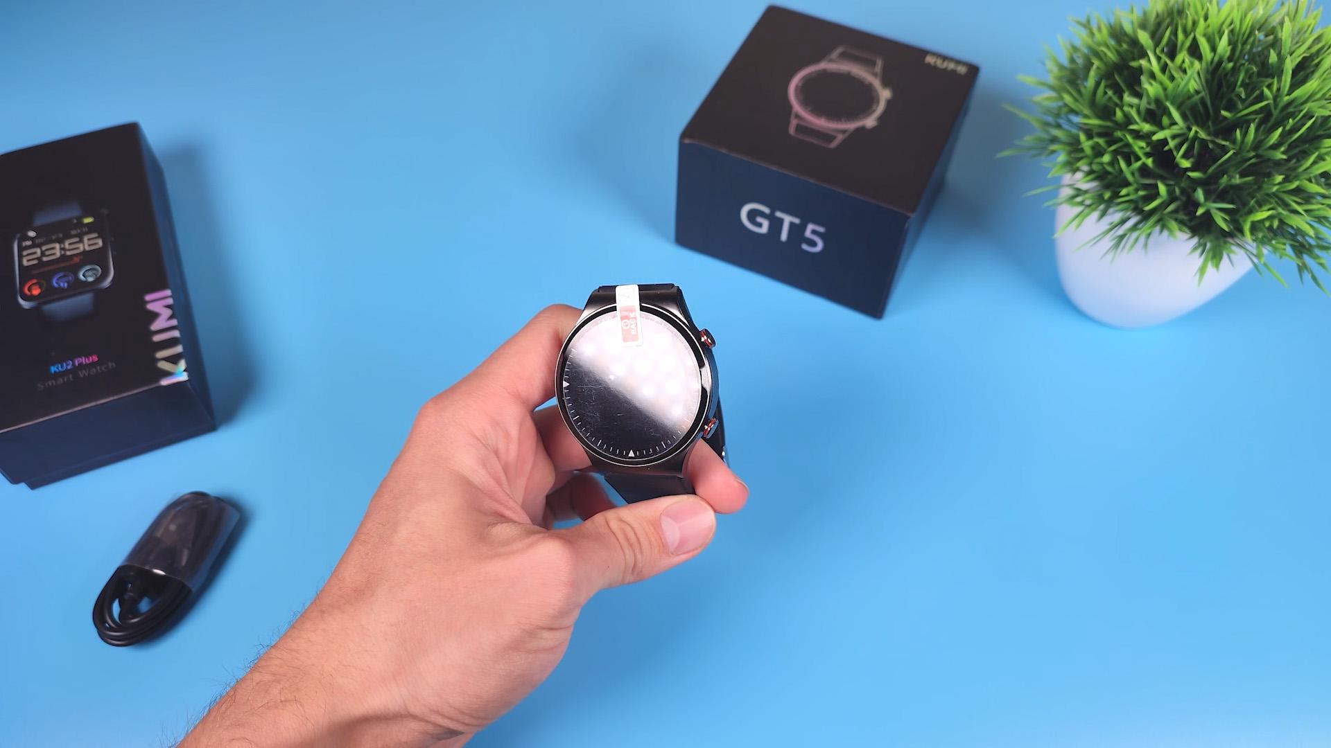 KUMI GT5 комплектация