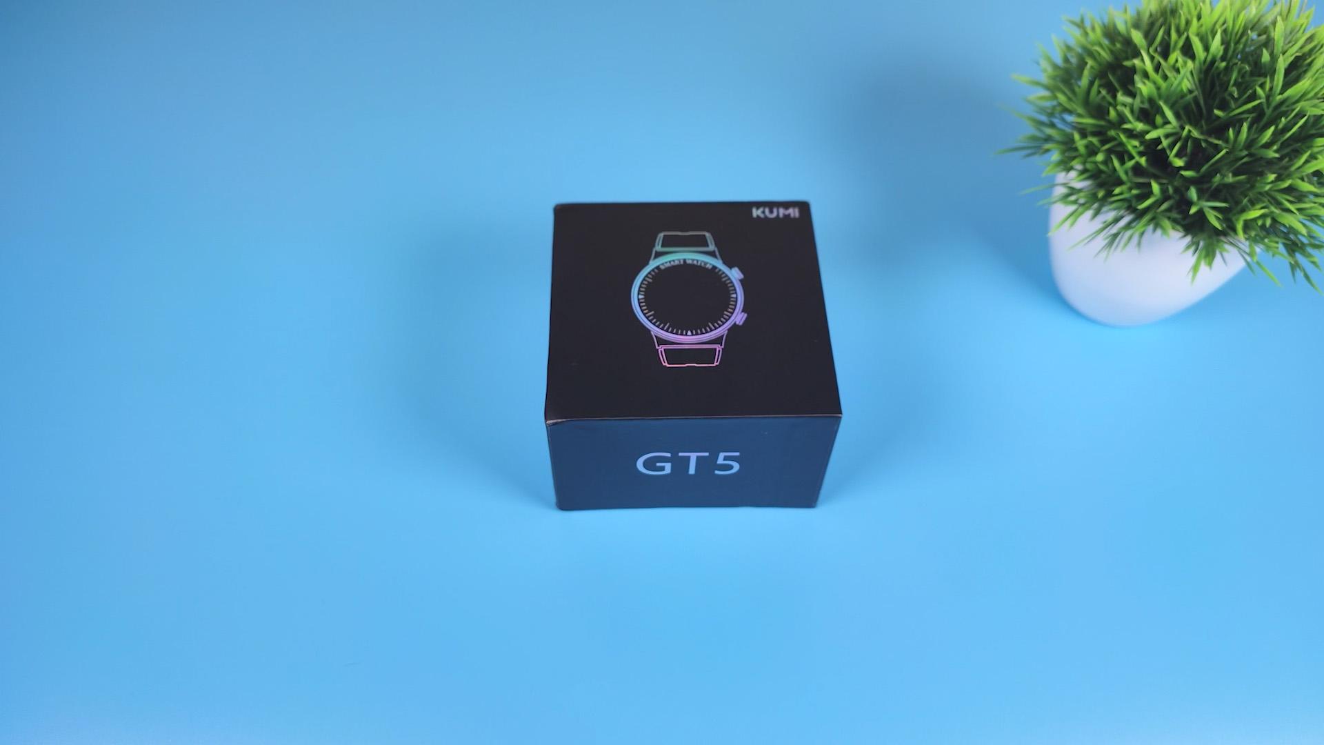 KUMI GT5 коробка